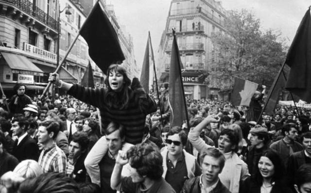 mayo del 68 francia