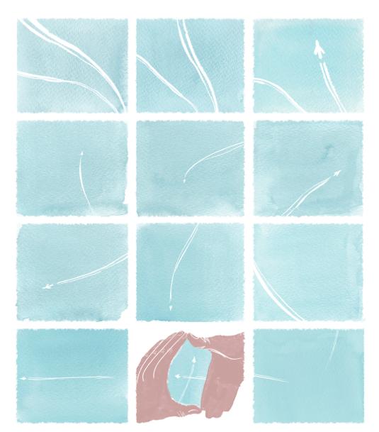 Fragmentos de un relato