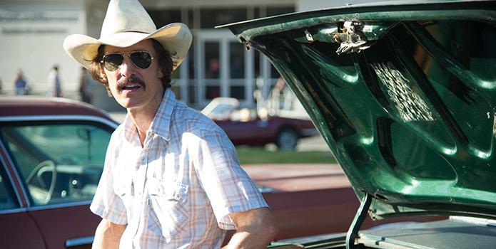 Cartel film 'Dallas Buyers Club'