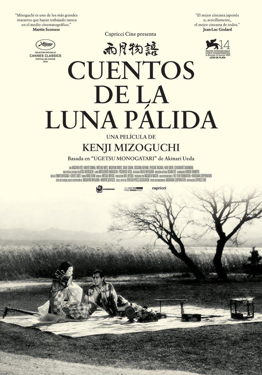 Imagen del film 'Cuentos de la luna pálida'