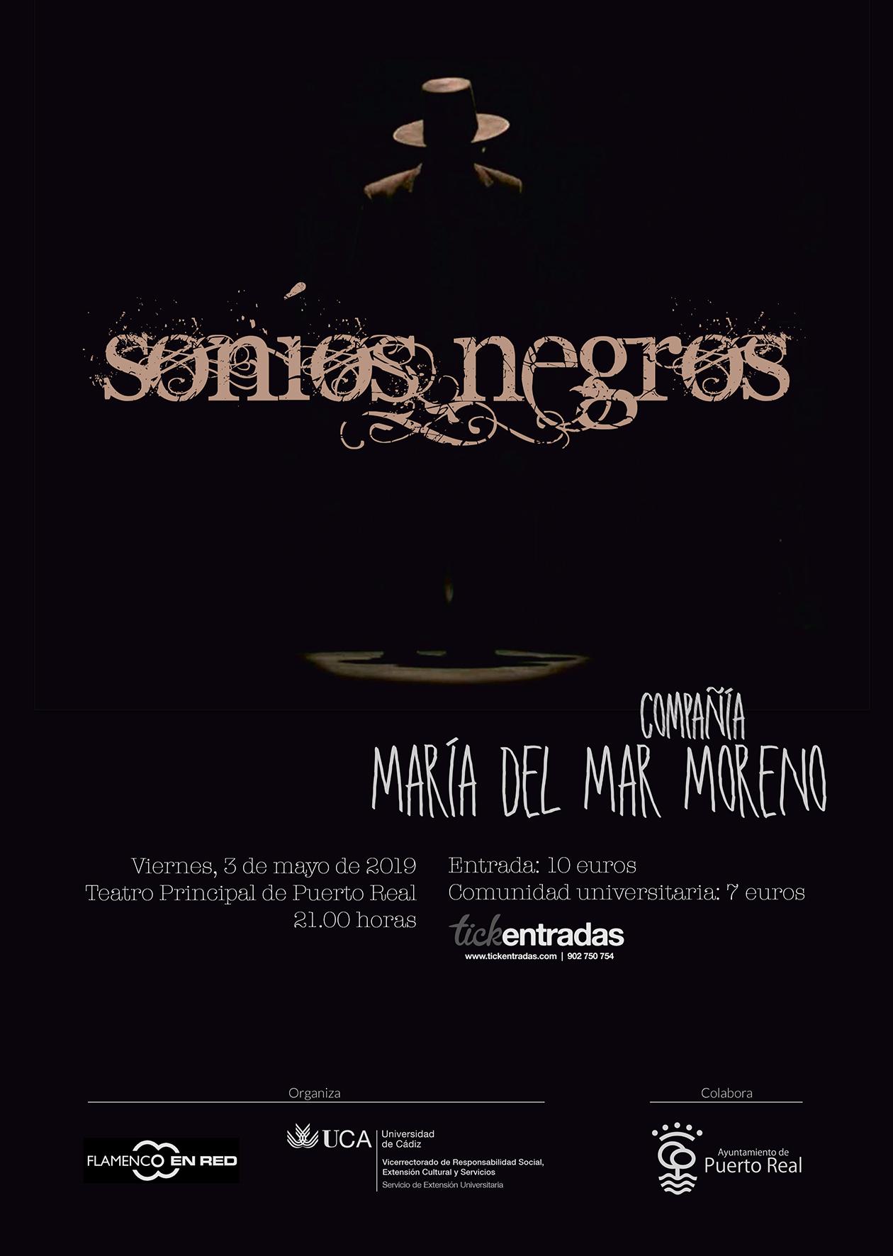 Imagen concierto 'Soníos Negros'