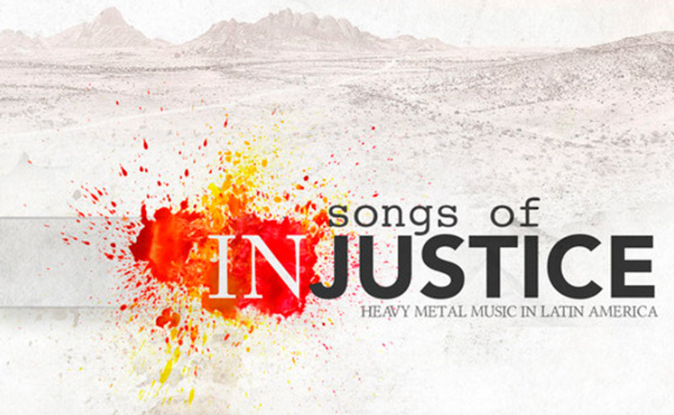 Songs of Injustice