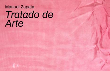 Cartel Exposición Tratado de Arte de Mnauel Zapata